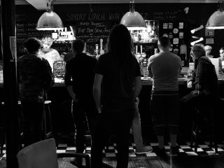 A new website for the lively Deptford pub The Duke